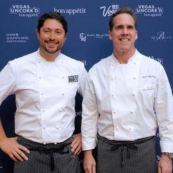 Richard Camarota and Shawn McClain from Sage