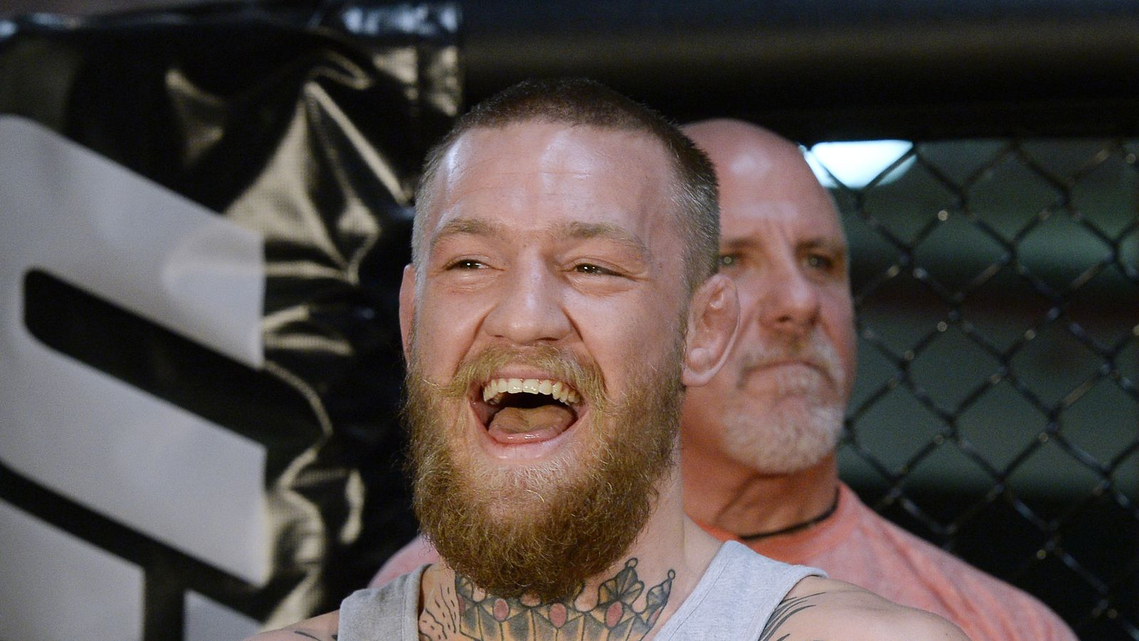 Conor McGregor won't die for UFC because he's not a 'bad motherf—ker' like Al Iaquinta
