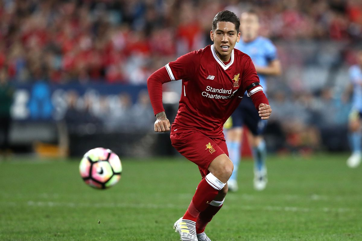 Roberto Firmino and Mohamed Salah Set to Swap Numbers The