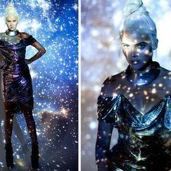 Vivienne Westwood Space Age dress, $485