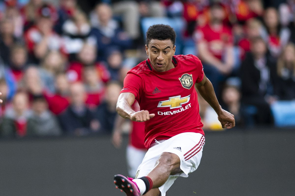 half off 9c5c3 386d3 Where does Jesse Lingard fit at Manchester United? - The ...