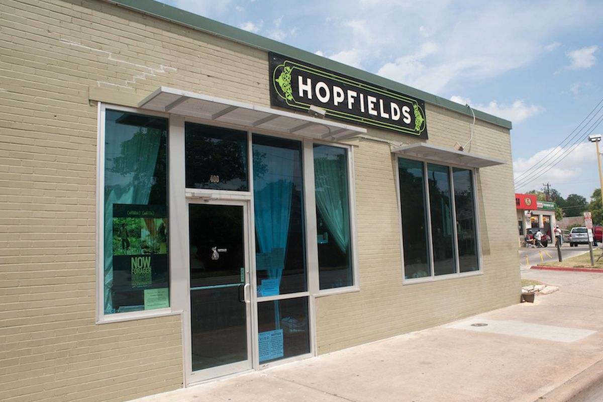 Hopfields in Austin.