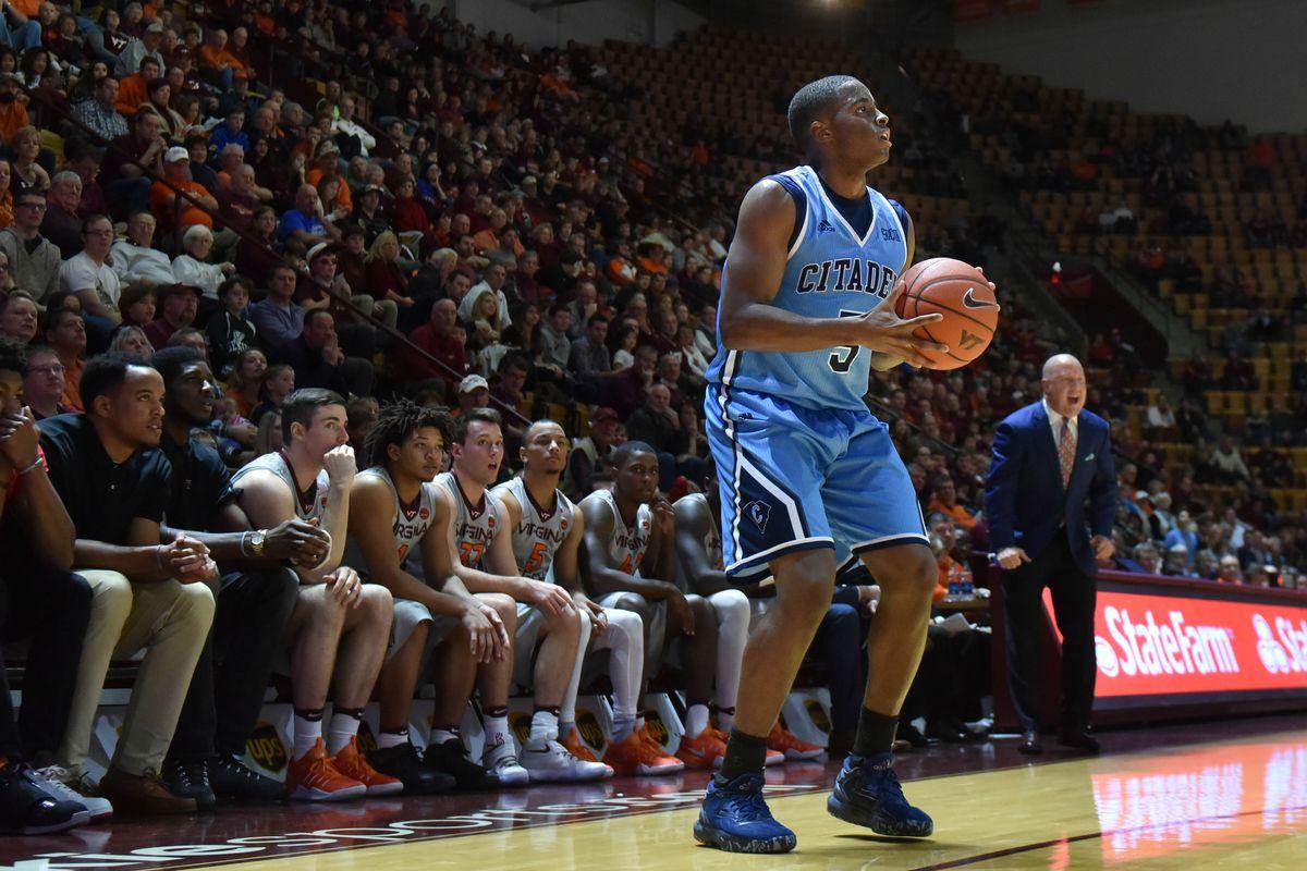 NCAA Basketball: Citadel at Virginia Tech