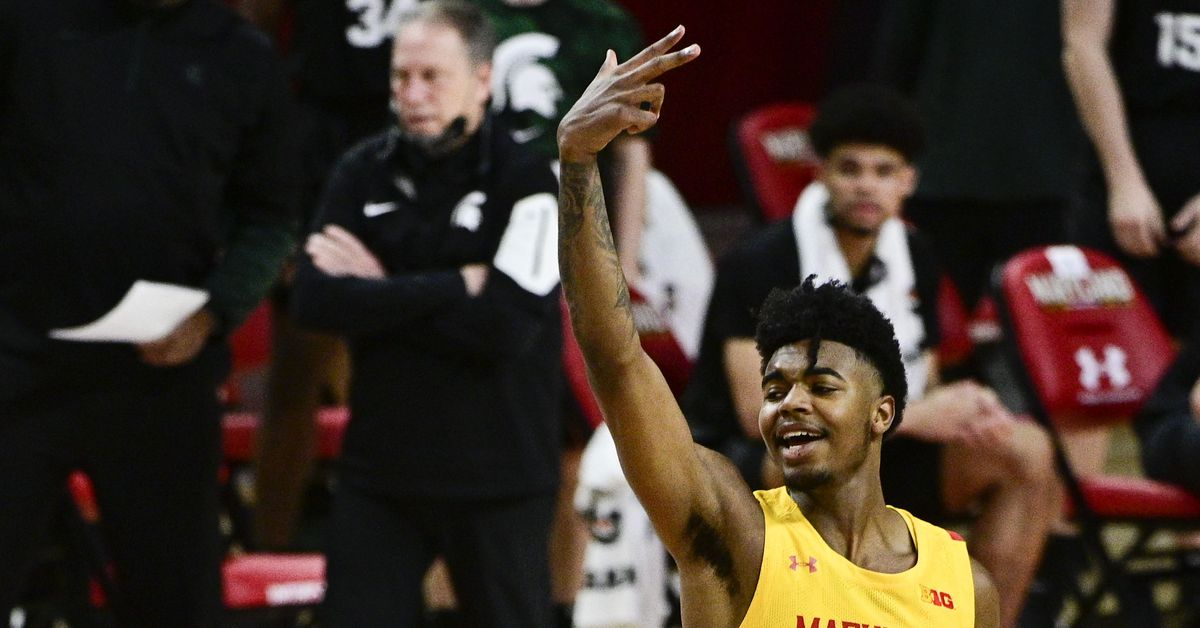Maryland basketball thoroughly dispatches Michigan State in 73-55 win - Testudo Times