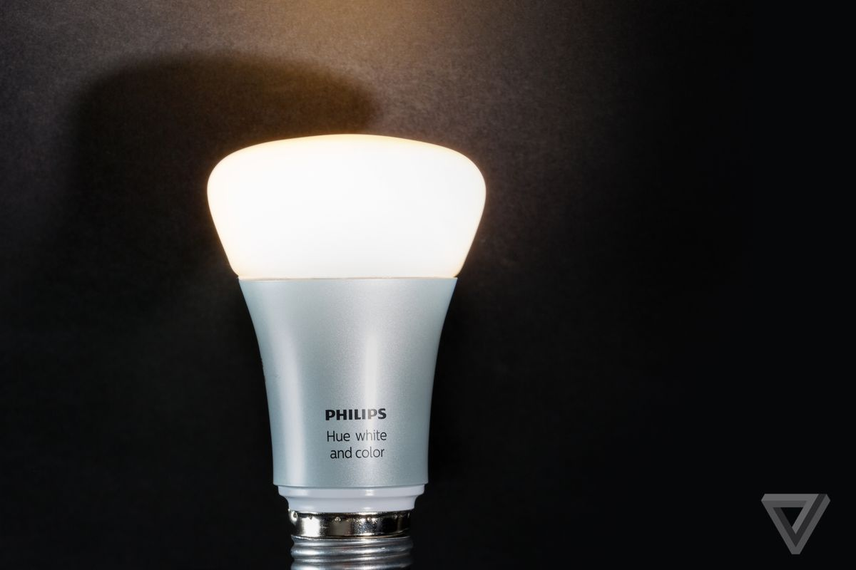 Your Philips Hue Light Bulbs Can Still Be Hacked And Until Recently Compromise Your Network The Verge