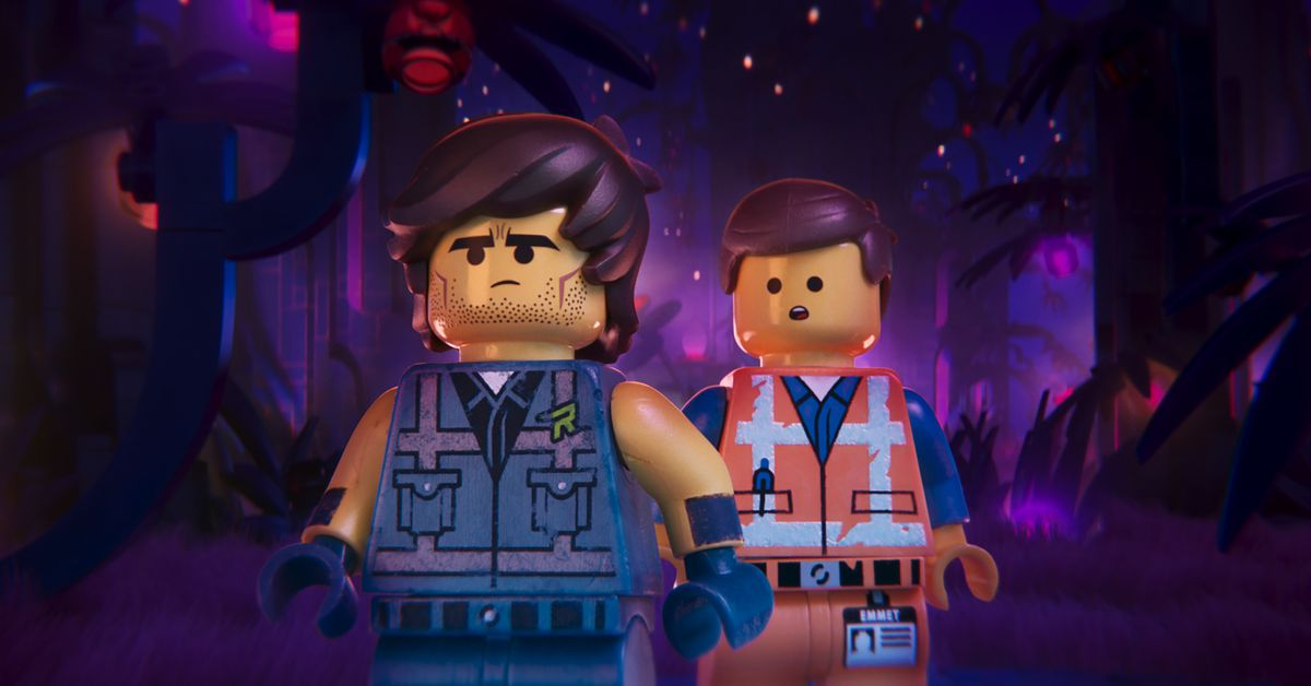 The Lego Movie 2 builds a whole new layer on the first film's foundation