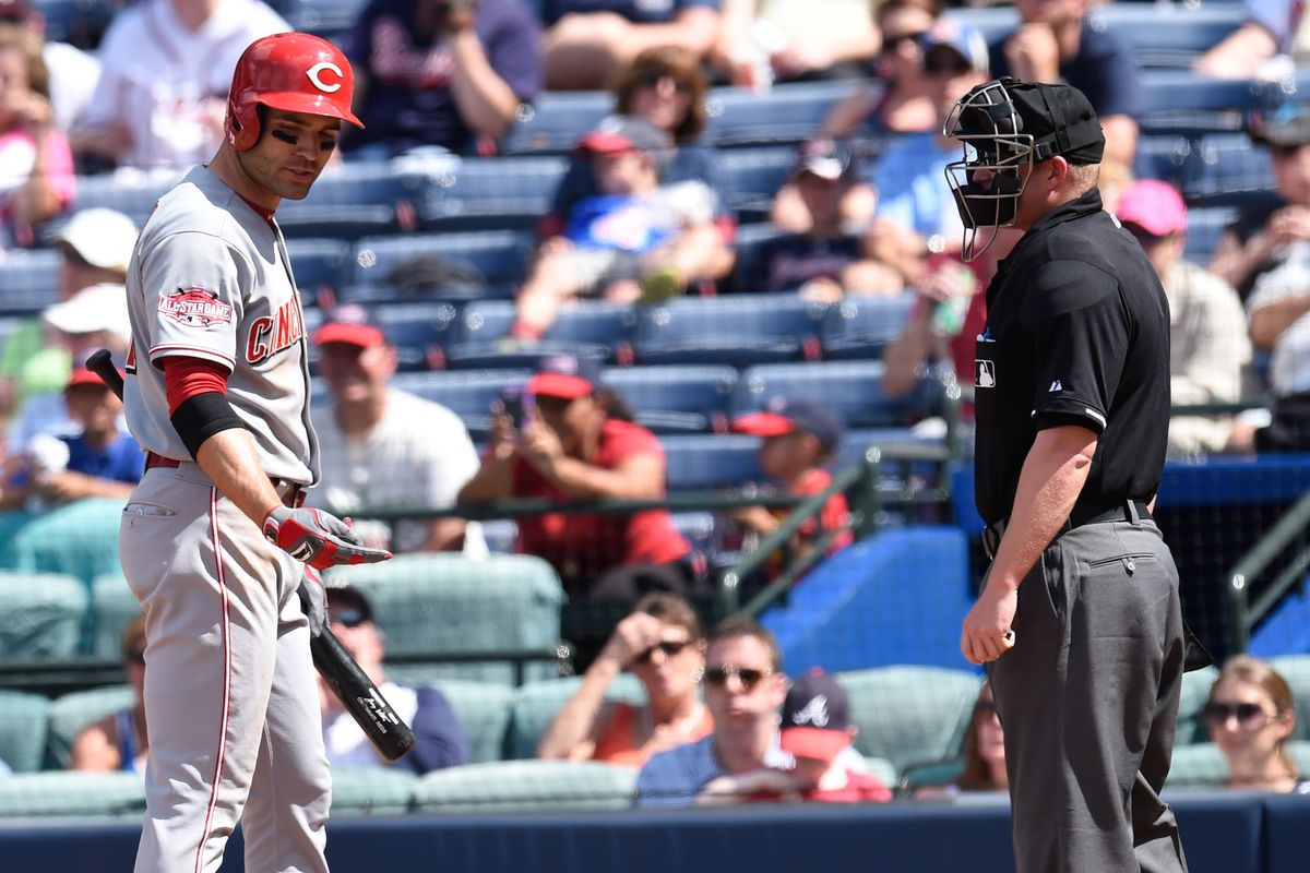 What May Have Had Joey Votto So Mad In Pittsburgh Red