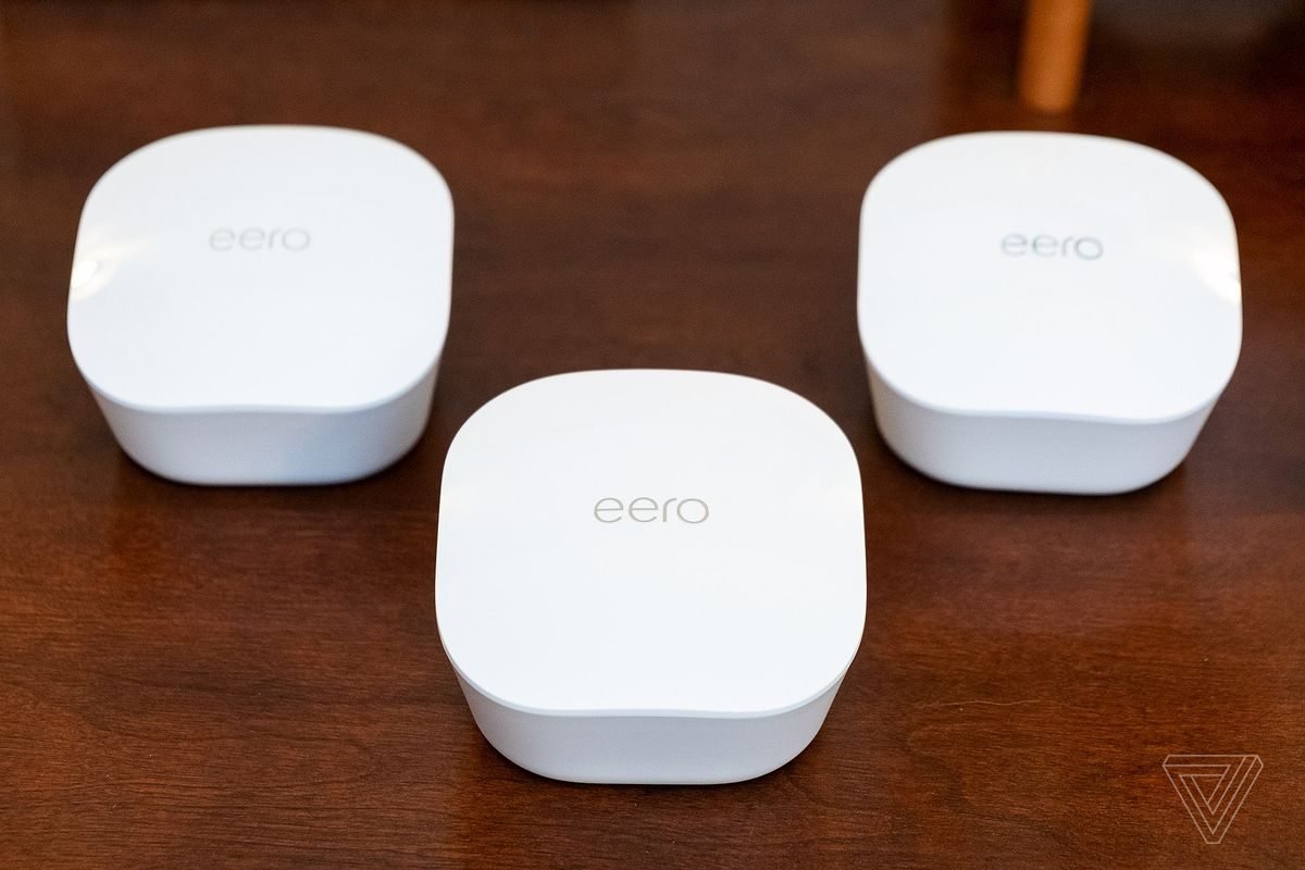Eero triple pack router