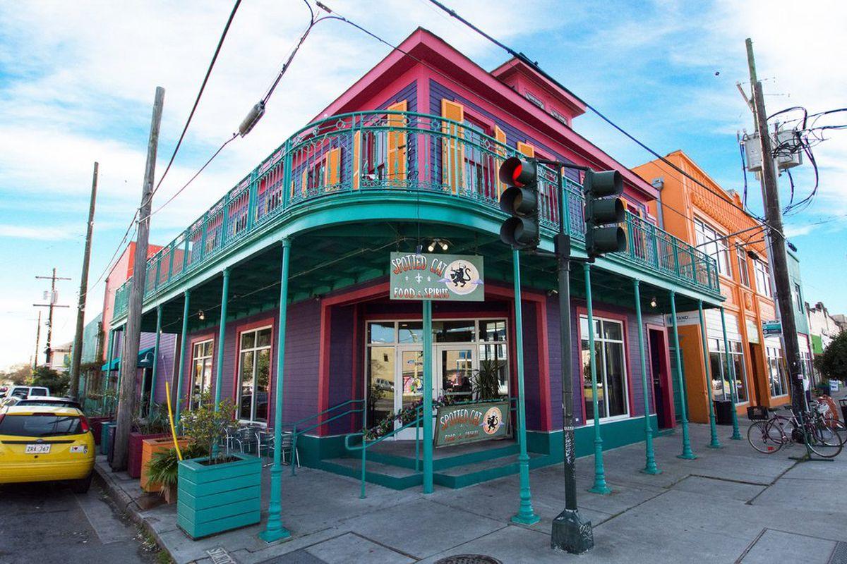 Marigny New Orleans Restaurant
