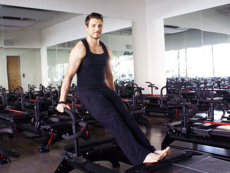 hottest trainer contestant  7  jeff schine