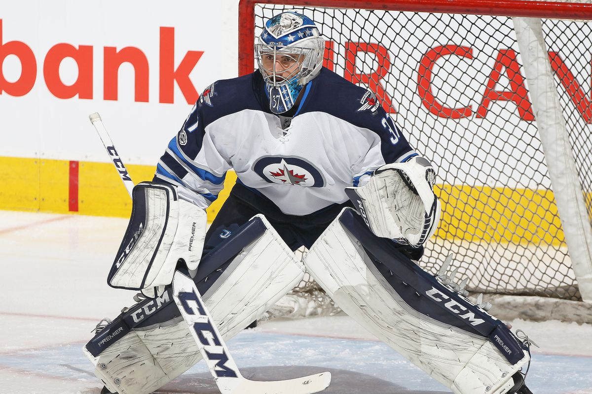 Friedman Connor Hellebuyck Is Making Off Season Changes To His