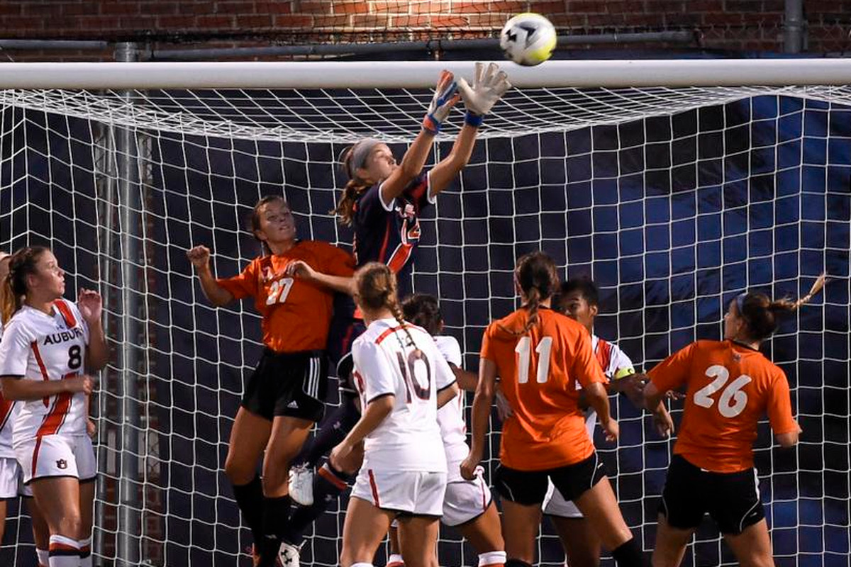 Auburn vs UC Irvine from last year. It's the best soccer picture I had, unfortunately, and they deserve top billing, today.