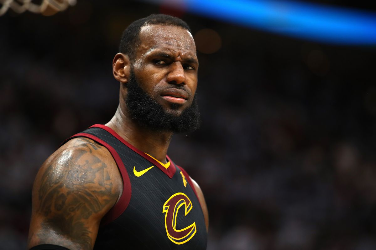 86c83b4f9 LeBron James was never going to let the Eastern Conference Finals go  without a Game 7