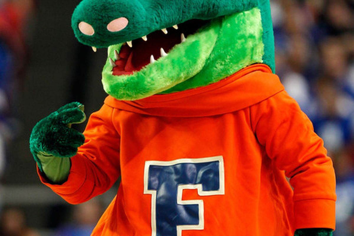Let's be honest, that's a pretty awesome looking mascot.