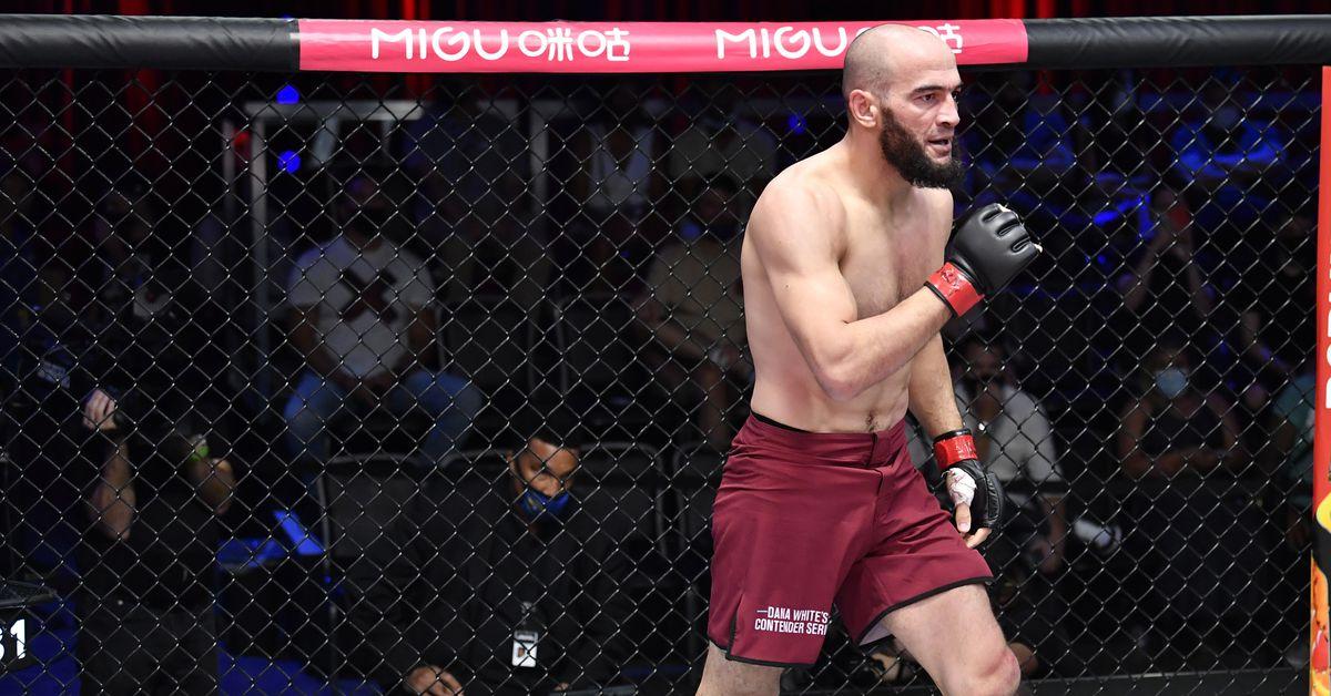 Albert Duraev targeted to make UFC debut vs. Alessio Di Chirico at UFC 267