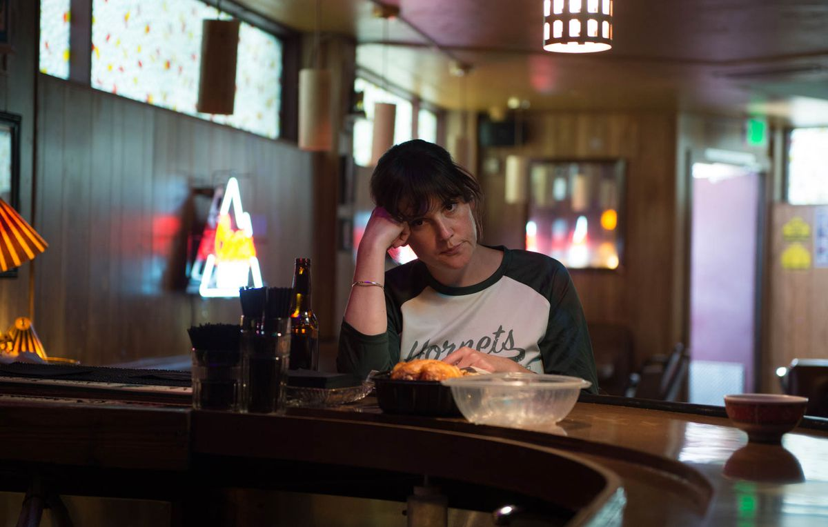 Melanie Lynskey appears inI don't feel at home in this world anymore.by Macon Blair, an official selection of the U.S. Dramatic Competition at the 2017 Sundance Film Festival.