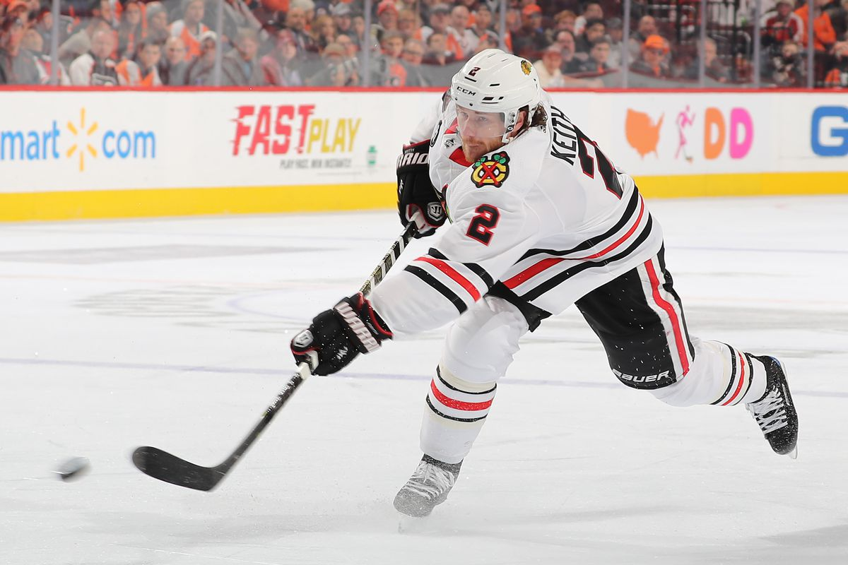 Blackhawks will ask Duncan Keith if he wants to be traded 0be251a3ed9