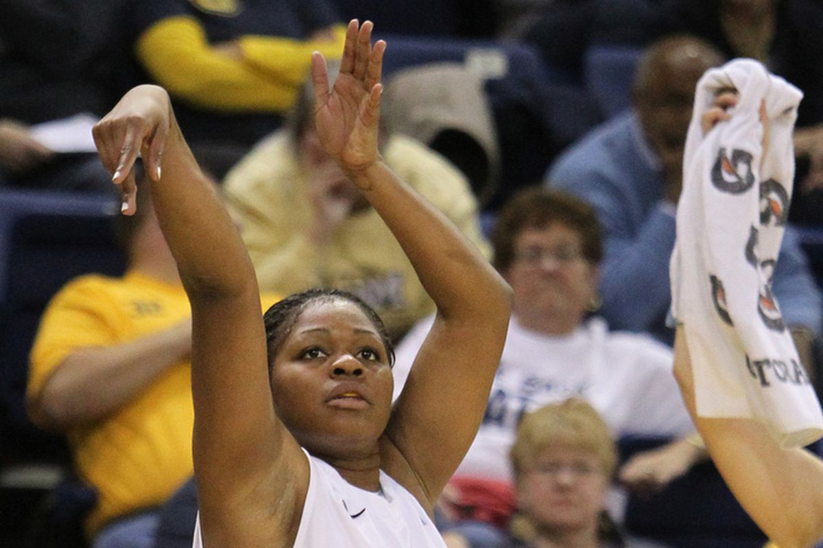 The Marquette bench contributed 30 points including a double digit effort from Katie Young.