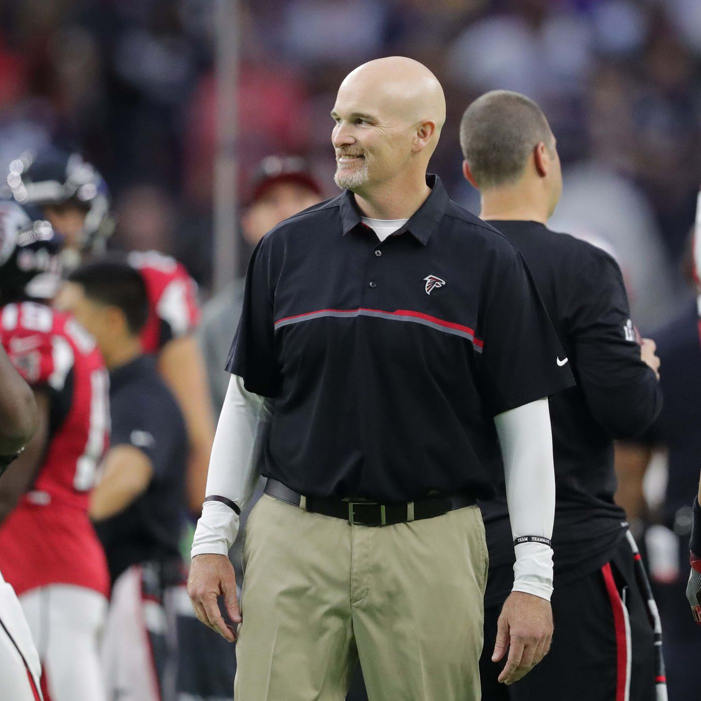 Falcons' 'fast and physical' identity starts with Dan Quinn