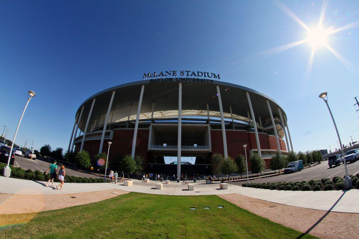 NCAA Football: Lamar at Baylor