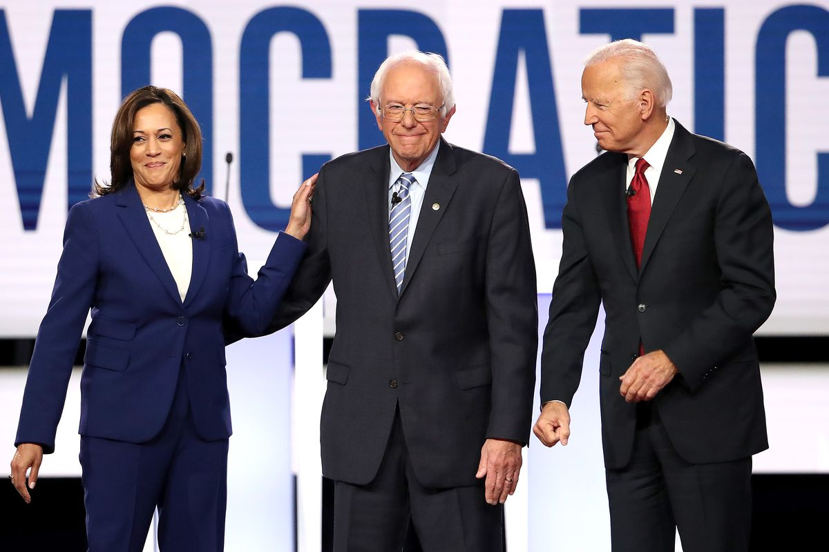 Why Joe Biden Picked Kamala Harris Vox