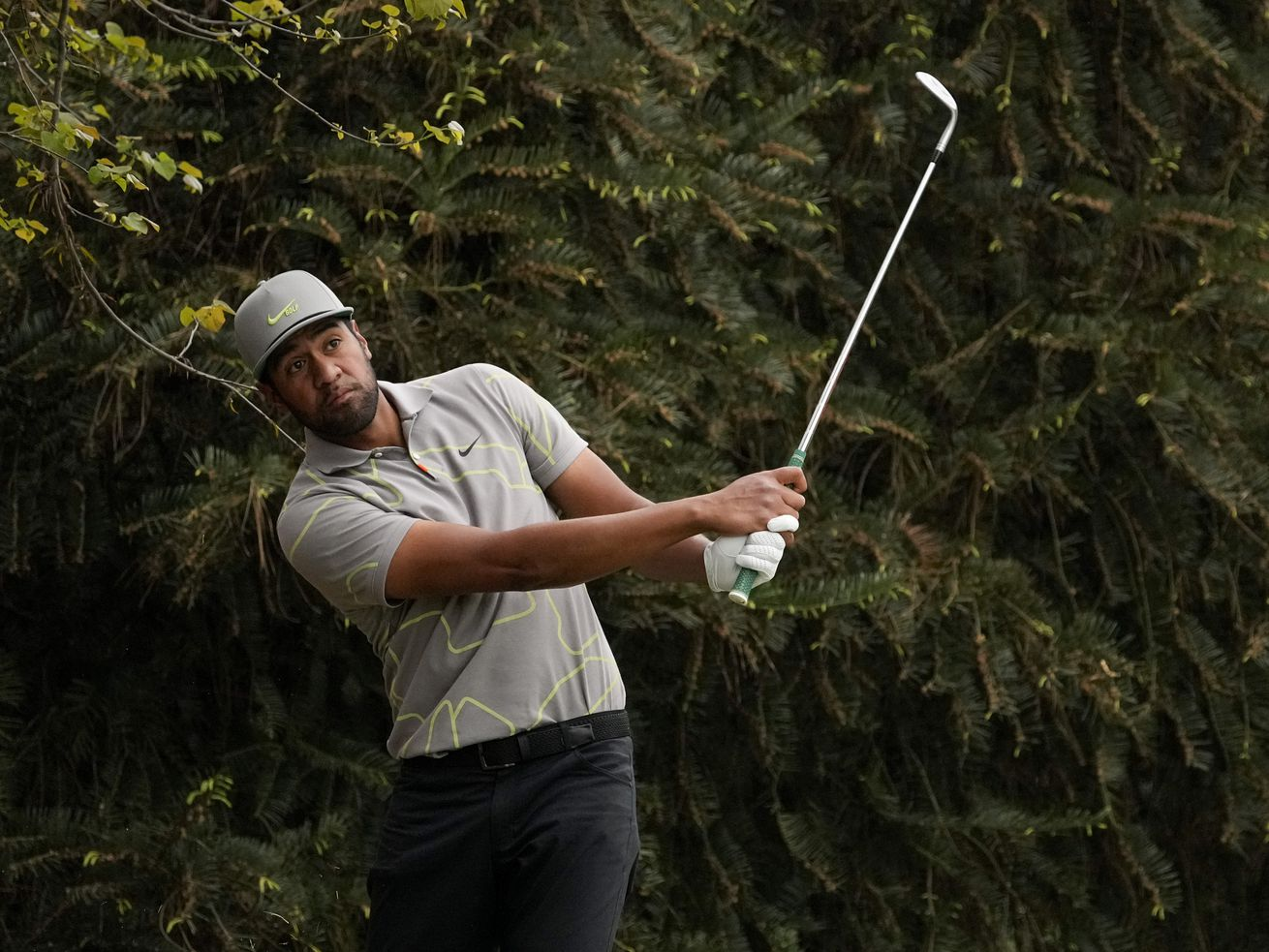 Double bogeys spoil promising rounds for Utahns Tony Finau, Mike Weir as 2021 Masters begins