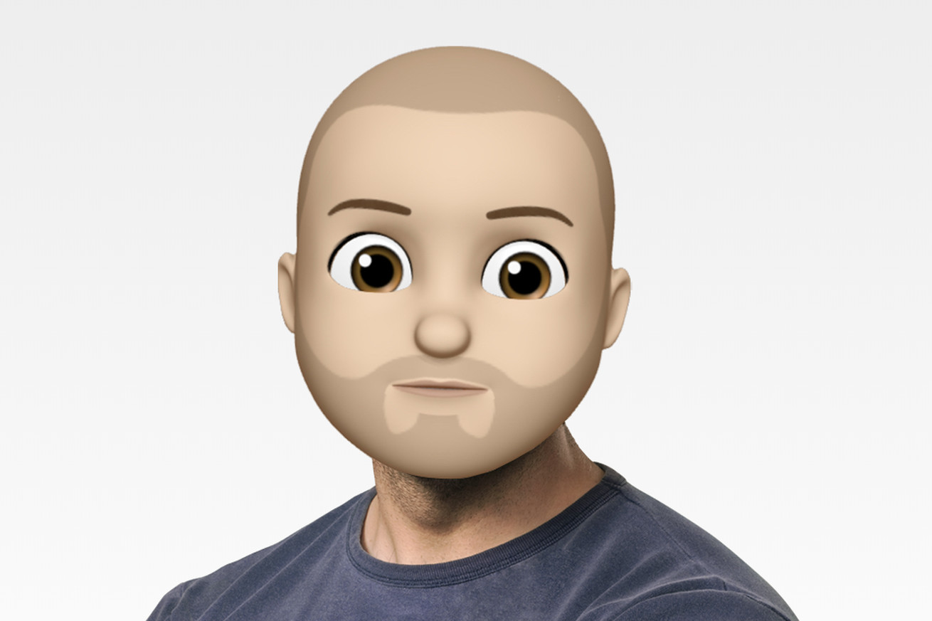 apple replaced its executive portraits with memoji