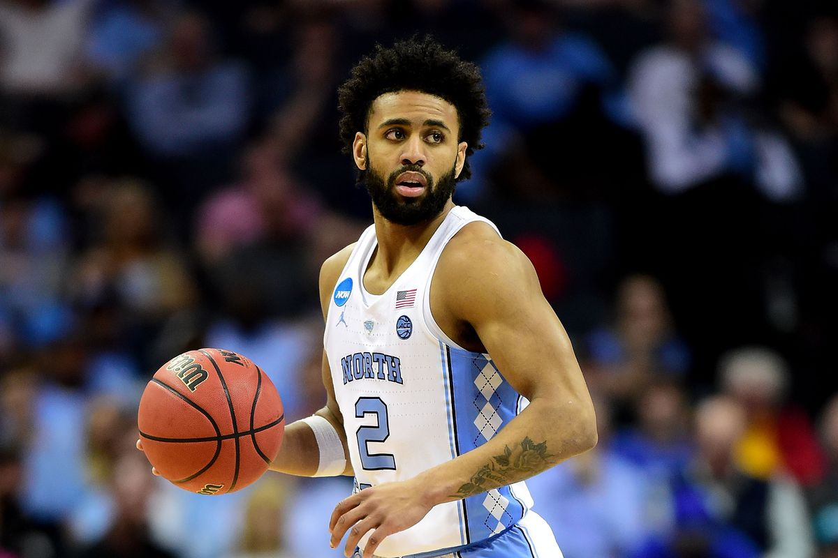 c9d3cbe9df7 Joel Berry II officially signs with the Los Angeles Lakers - Tar ...