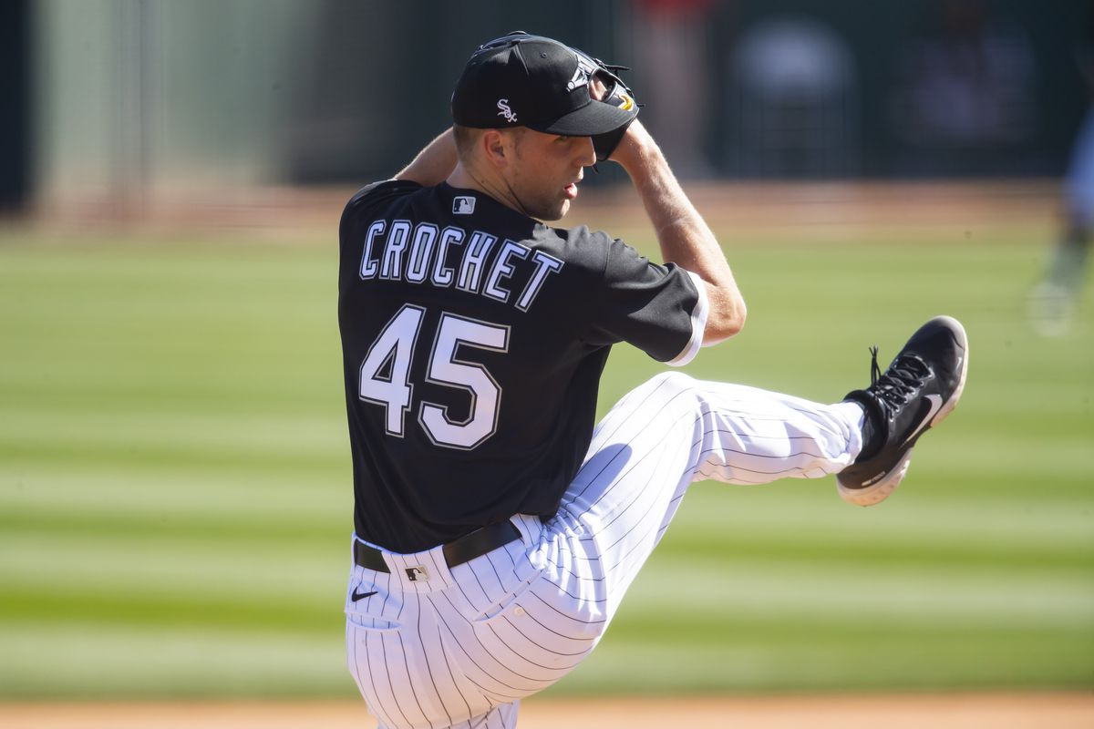 MLB: San Diego Padres at Chicago White Sox