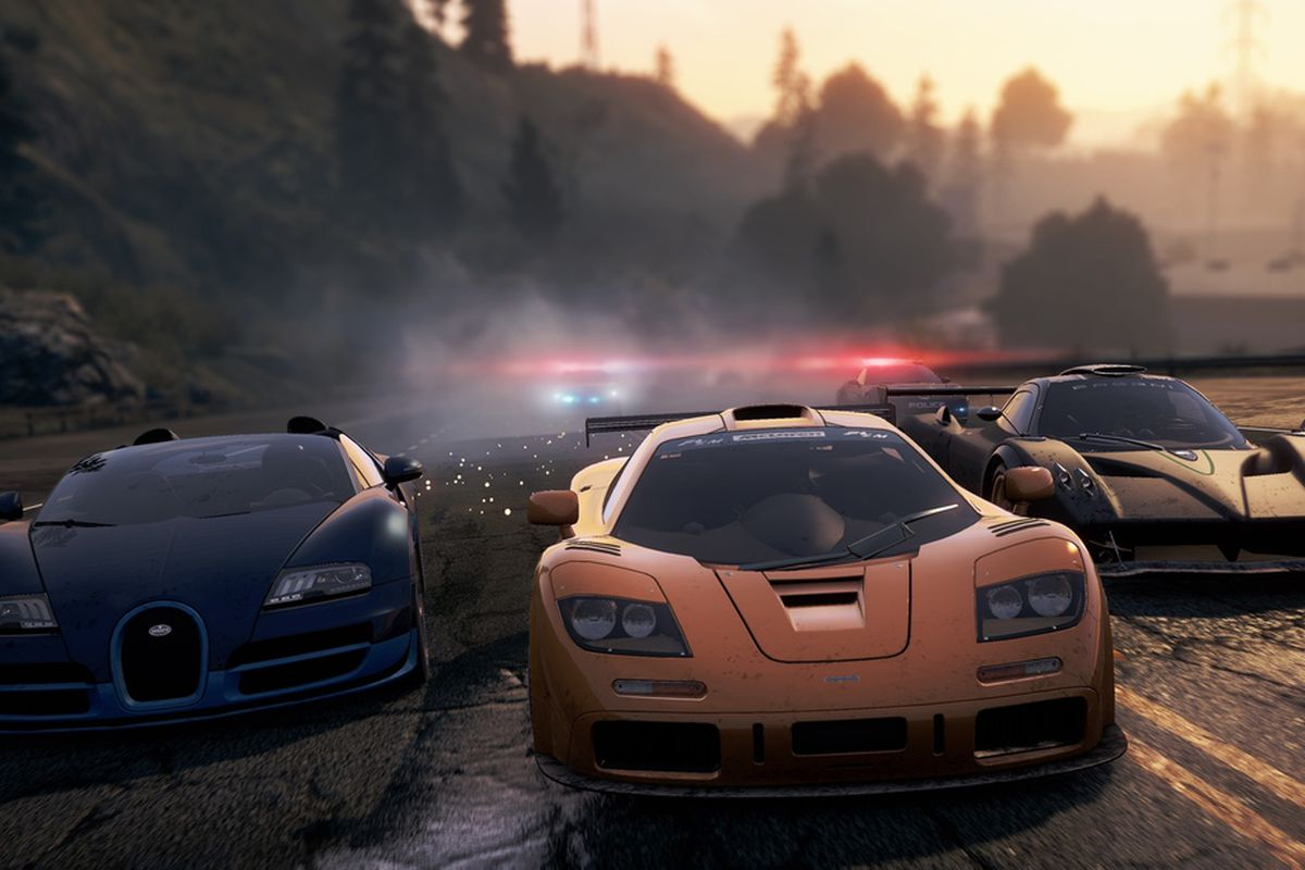 Need for Speed Most Wanted on Wii U playable on GamePad only