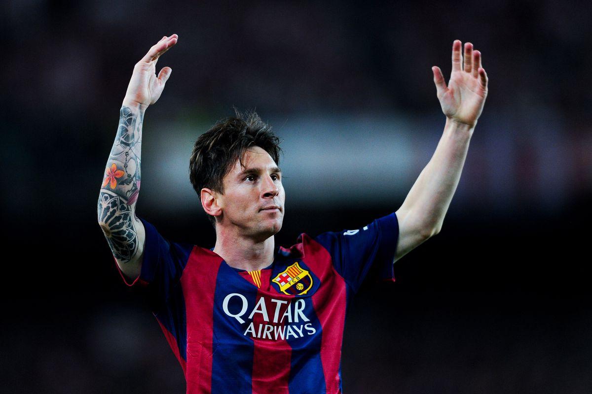 influences, talks Messi MSN, Barcelona, Champions Lionel