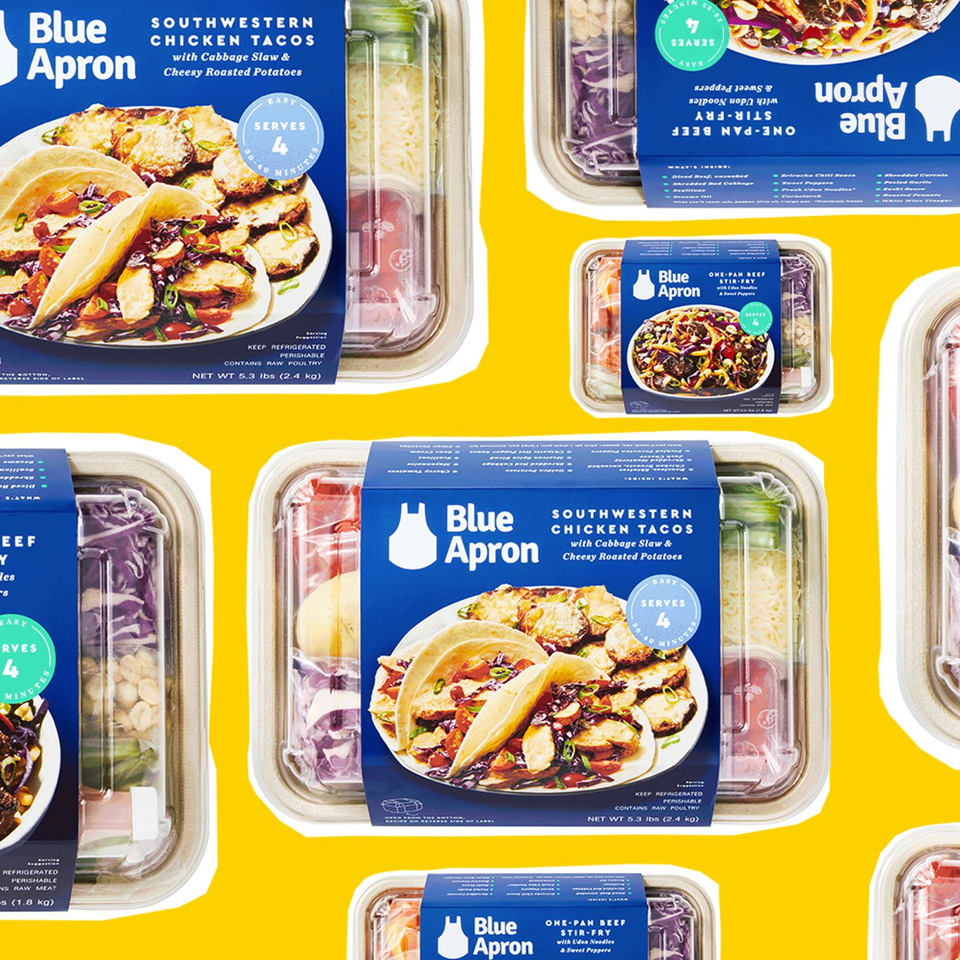 Meal kits find a new home in grocery stores eater forumfinder Image collections