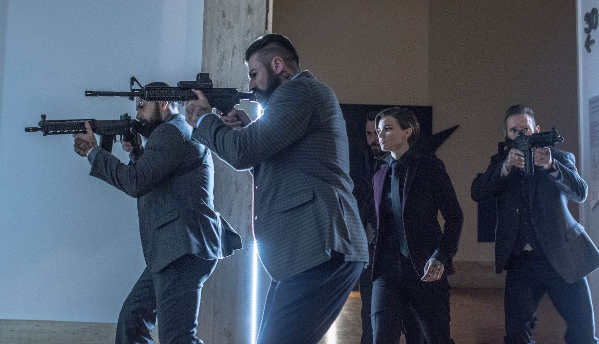 The problem with John Wick: Chapter 2's worst action scenes
