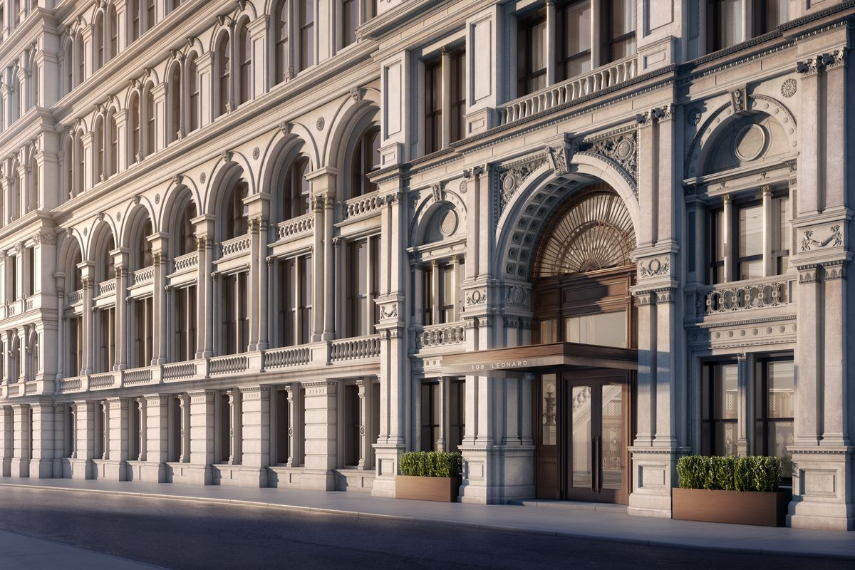 Tribeca clock tower conversion will not include triplex for Tribeca homes for sale