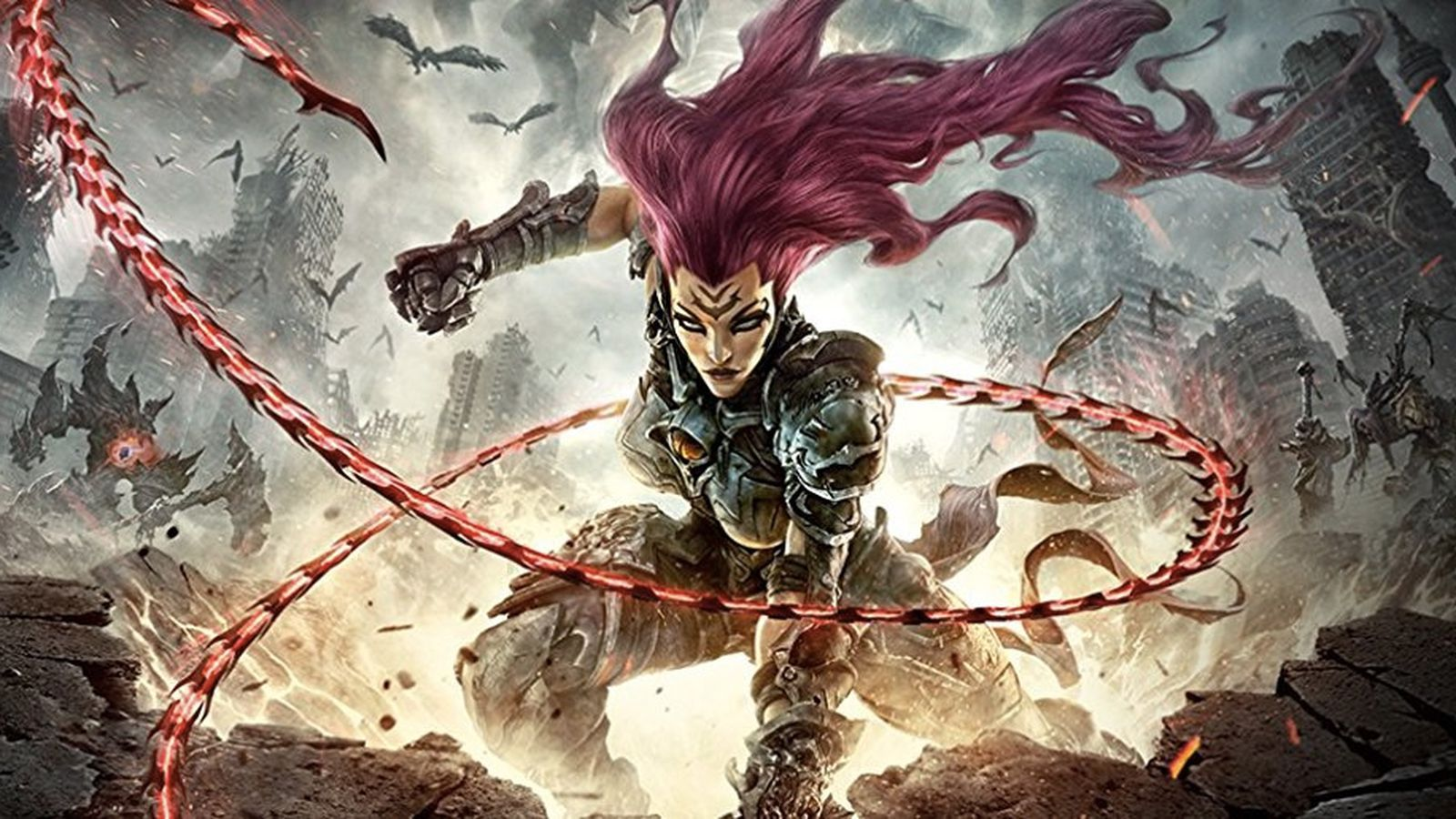 darksiders pc how to change controls