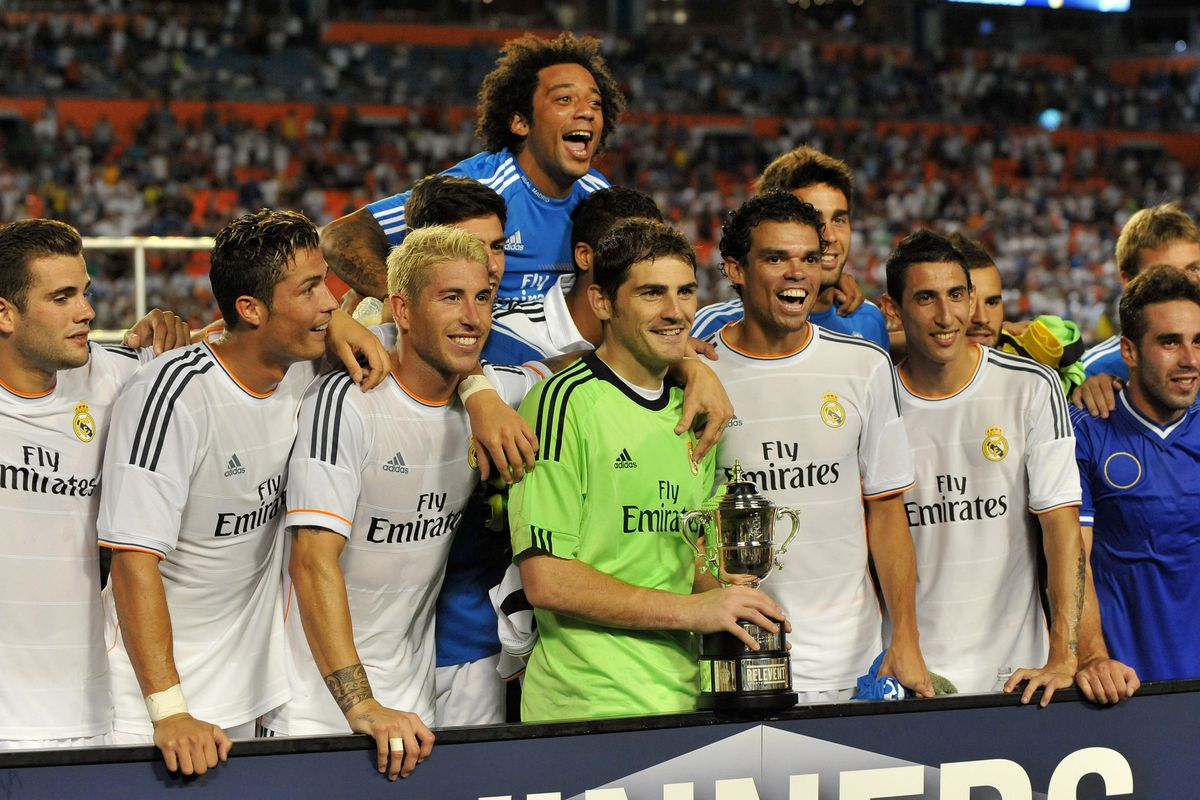 Real Madrid 2013 2014 Season Preview Roster Managing Madrid