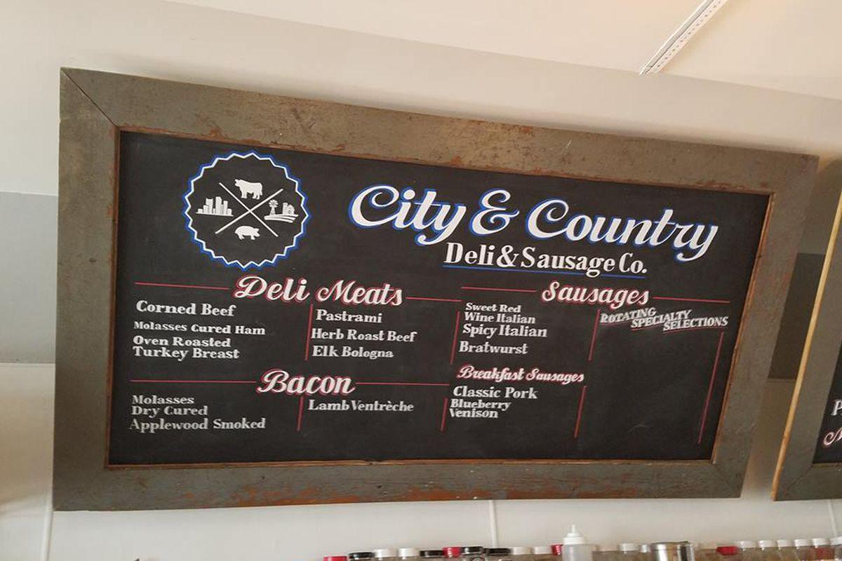 City & Country Deli & Sausage Co.