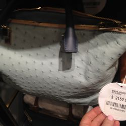 Chloe bag, $2,150