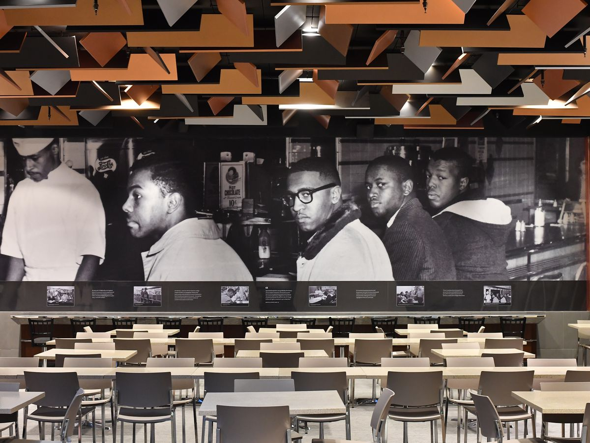 Sweet Home Cafe, the restaurant at The National African American Museum of History and Culture