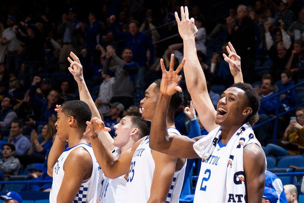 e58b55d45d79 Kentucky Basketball vs. North Carolina Tar Heels  Game time
