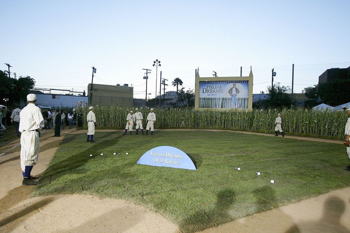 15th Anniversary DVD Release Celebration Of 'Field of Dreams'
