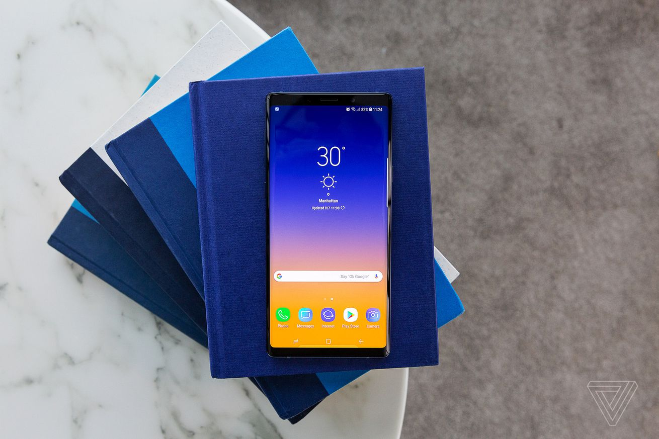 how to preorder the samsung galaxy note 9