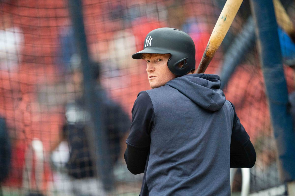 The Yankees can't repeat the mistakes of Greg Bird with Clint Frazier