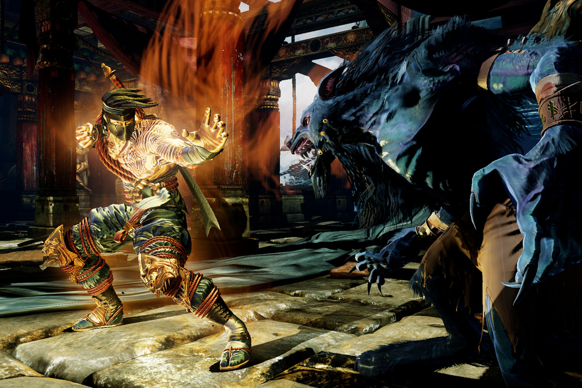 Killer Instinct patch switches free character from Jago to ...