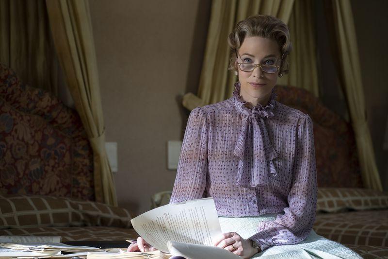 Cate Blanchett stars in Mrs. America.