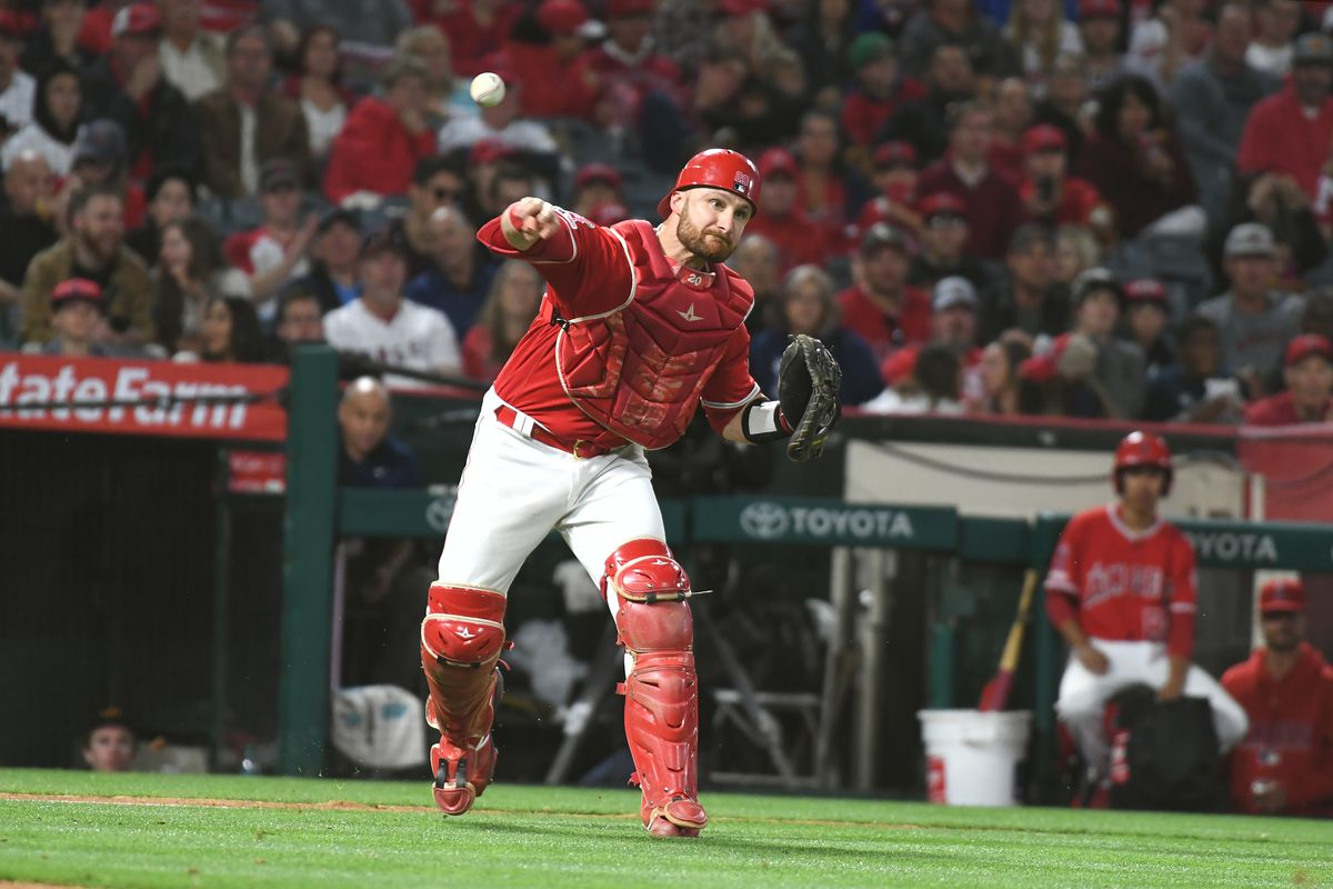 Griffin Canning pitched well, Angels defense didn't cooperate