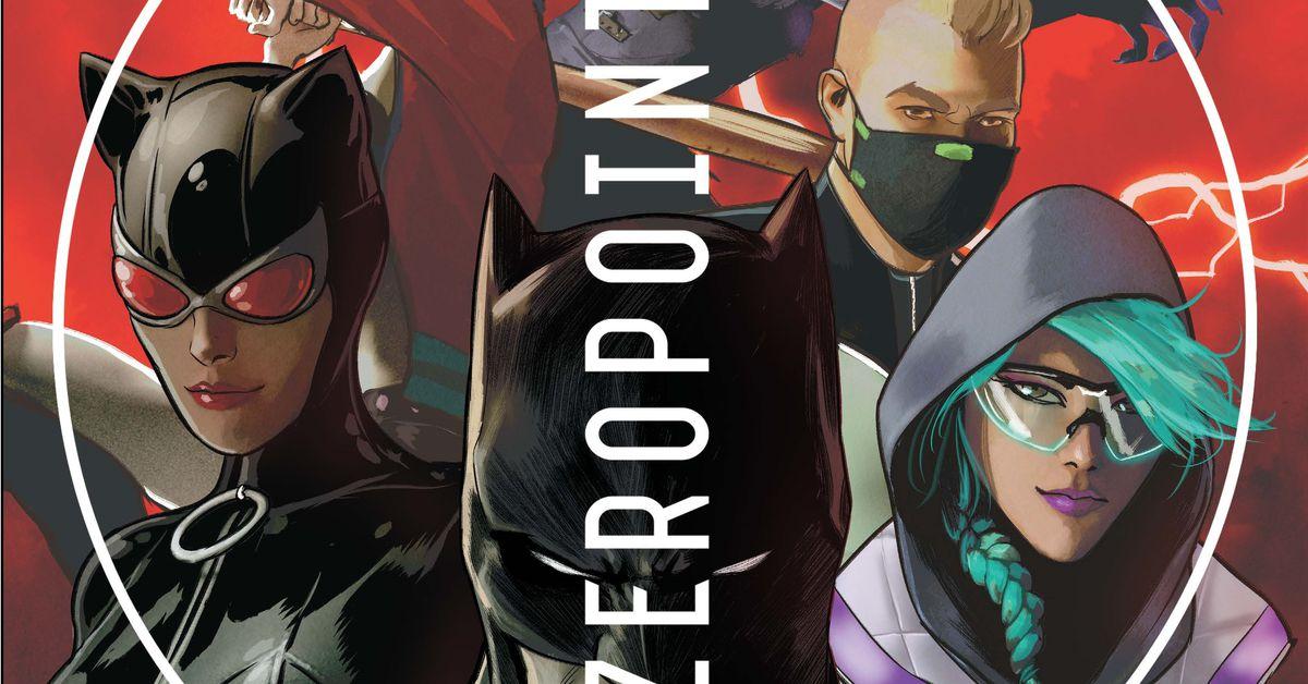 With Batman: Zero Point, Fortnite's lore makes a lot more sense