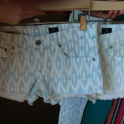 Summer baja shorts
