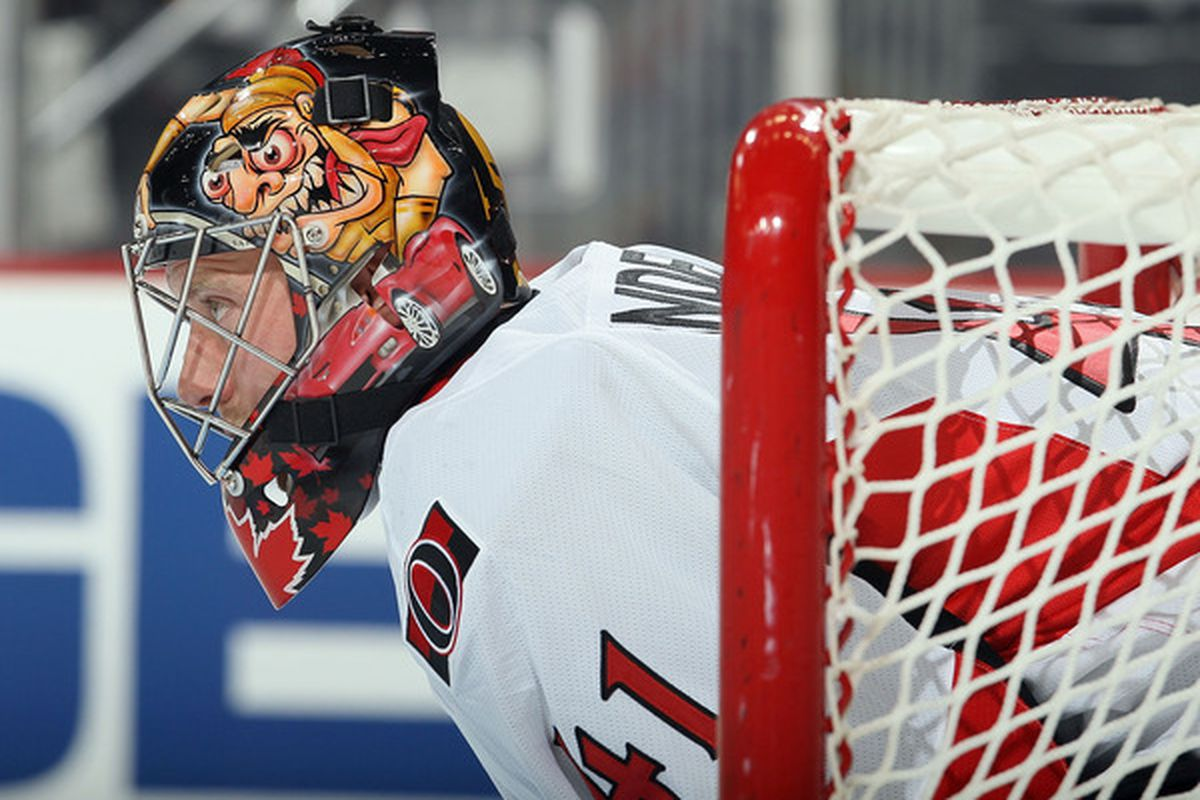 Craig Anderson was re-signed to a four-year contract extension by the Ottawa Senators on Monday.