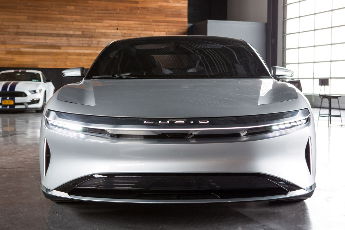 Lucid Motors Closes 1 Billion Deal With Saudi Arabia To Fund